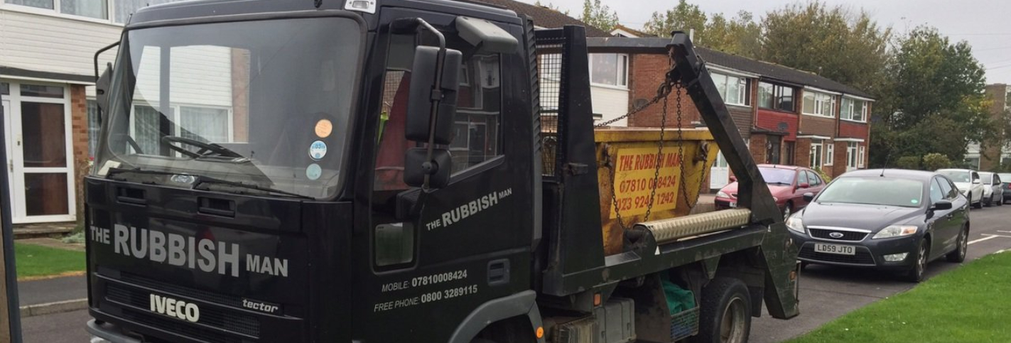 Welcome to The Rubbish Man